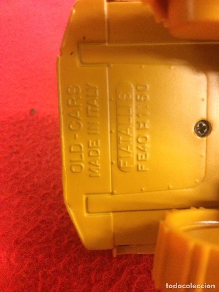 Modelos a escala: Retroescavadora Fiat FL45 - Foto 5 - 170064924