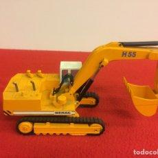 Modelos a escala: RETROESCAVADORA DEMAG H55. Lote 170065146