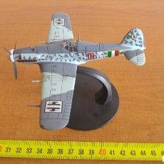 Modelos a escala: AVIÓN DE METAL FIAT G.55 ITALY. Lote 170285028