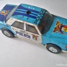 Modelos a escala: COCHE DE HOJALATA DE POLICIA. Lote 170330256