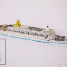 Modelos a escala: MAQUETA A ESCALA - BARCO CRUCERO EUGENIO C, Nº 450 - MERCURY / G. PATRONE, ITALIA. Lote 171086975
