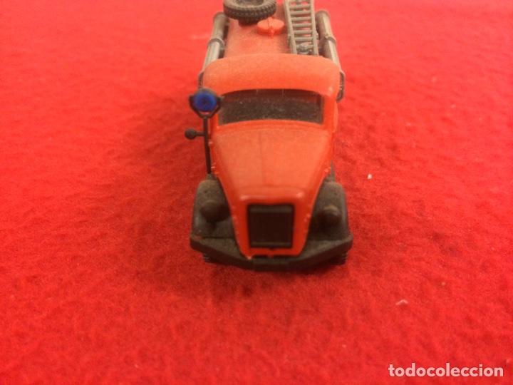 Modelos a escala: Camion bomberos. Opel. Rocco - Foto 2 - 171189355