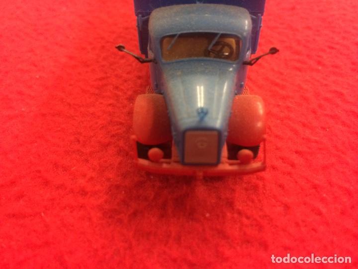 Modelos a escala: Camión Mercedes con remolque. Phoenix - Foto 3 - 171191628