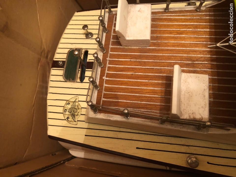 Modelos a escala: Lancha de madera vintage - Foto 3 - 172001812