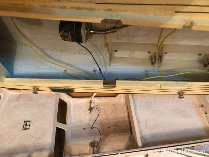 Modelos a escala: Lancha de madera vintage - Foto 6 - 172001812