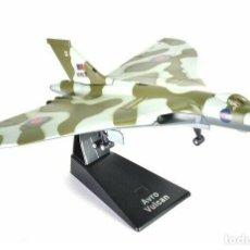 Modelos a escala: AVRO VULCAN XM607 1:144 AVION MILITAR JET AGE ATLAS. Lote 172191937