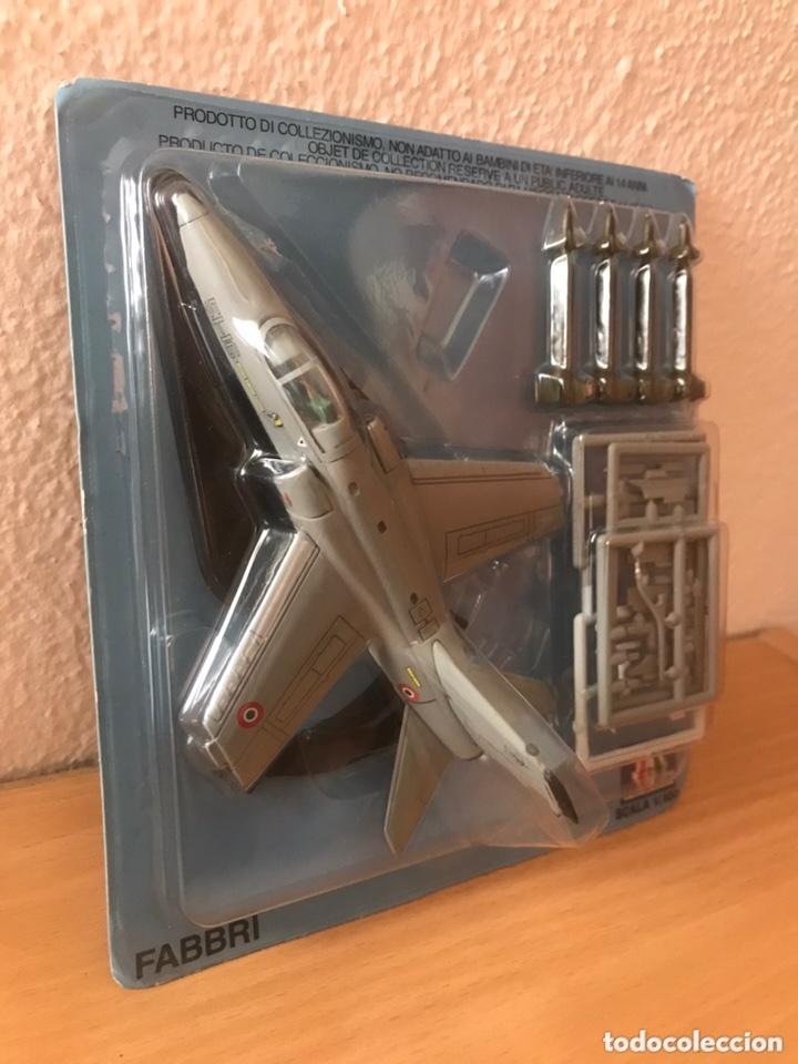 Modelos a escala: Precioso avión de combate Italeri 1:100 - Foto 2 - 173609022