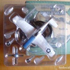 Modelos a escala: ATLAS --- AVION NORTH AMERICAN P-51D MUSTANG -- GEORGE PREDDY 1944 - 1/72. Lote 173643017