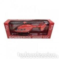 Modelos a escala: HELICÓPTERO BOMBEROS COMUNIDAD DE MADRID 112. Lote 174094678