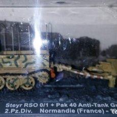 Modelos a escala: STEYR RSO.0/1+PAK40 ANTI TANK GUN,DESCATALOGADO.. Lote 175652207