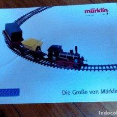 Modelos a escala: CAJA MARKLIN 54407. Lote 176607100