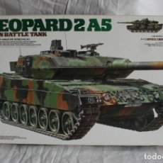 Modelos a escala: LEOPARD 2 A5 TAMIYA 1/35. Lote 176644103