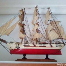 Modelos a escala: MAQUETA BARCO CLIPPER S. XIX. Lote 176988774