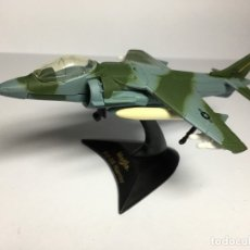 Modelos a escala: AVION AV-88 HARRIER DE MAISTO. Lote 177308063