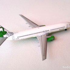 Modelos a escala: HERPA WINGS 1:400 • BOEING 737-800 (F-GRND) EURALAIR HORIZONS • METÁLICO DIECAST 1/400. Lote 177593209