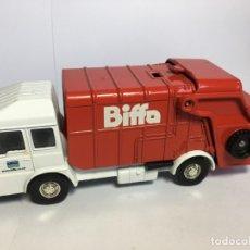 Modelos a escala: CAMION DE BASURA BIFFA DE CORGI. Lote 178234265
