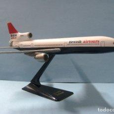 Modelos a escala: WOOSTER HOGAN O SIMILAR BRITISH AIRTOURS LOCKHEED TRISTAR L-1011 1:250. Lote 178367760