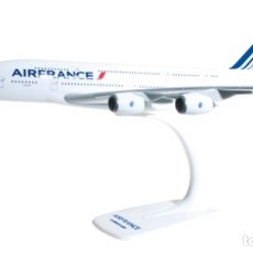 Modelos a escala: PRECIOSO AVIÓN AIRBUS A380 AIR FRANCE 1:250. Lote 179068926