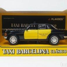 Modelos a escala: TAXI BCN CLASSIC MERCEDES 1/43. Lote 179219543