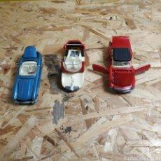 Modelos a escala: 3 COCHES JOAL. Lote 179380717