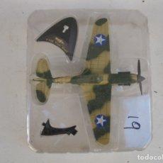 Modelos a escala: AVIÓN P-40B TIGER SHARK - MAISTO - EN SU BLÍSTER ORIGINAL.. Lote 180008328