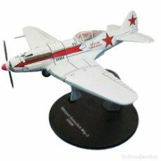 Modelos a escala: MIKOYAN GUREVITCH MIG-3 URSS WWII 1:72 AVION DIECAST ALTAYA. Lote 181588932