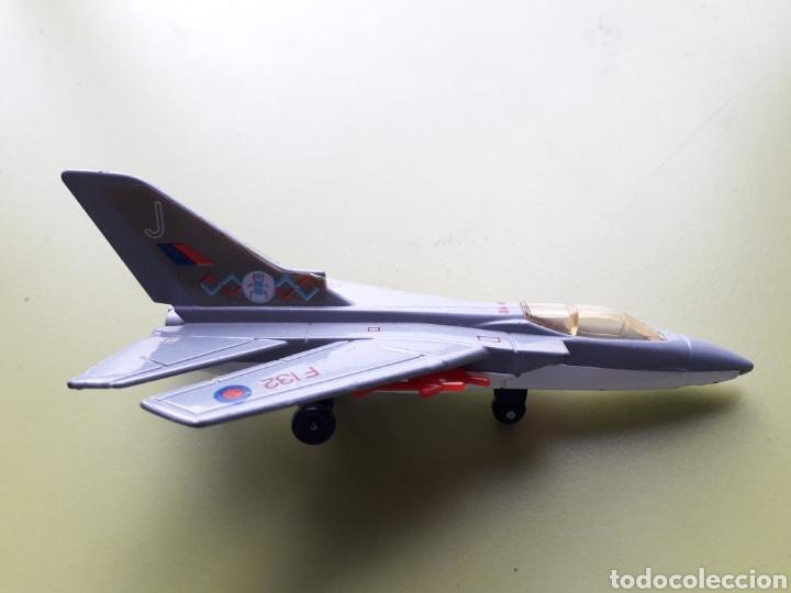 Modelos a escala: Matchbox Tornado SB-22 Skybusters de 1989 - Foto 2 - 182175866
