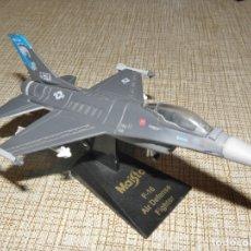 Modelos a escala: AVIÓN F-16 MAISTO . Lote 182542607