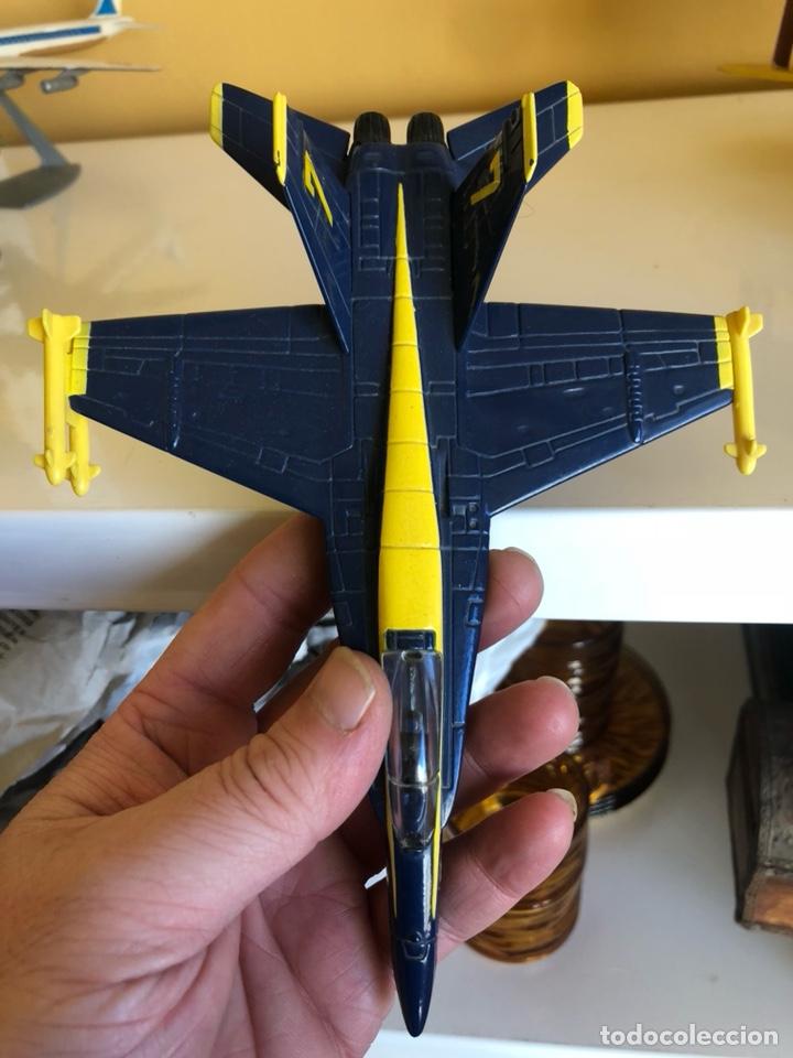 Modelos a escala: Lote de 6 aviones de juguete, distintos materiales y épocas - Foto 9 - 182759877