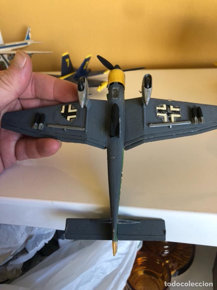 Modelos a escala: Lote de 6 aviones de juguete, distintos materiales y épocas - Foto 15 - 182759877