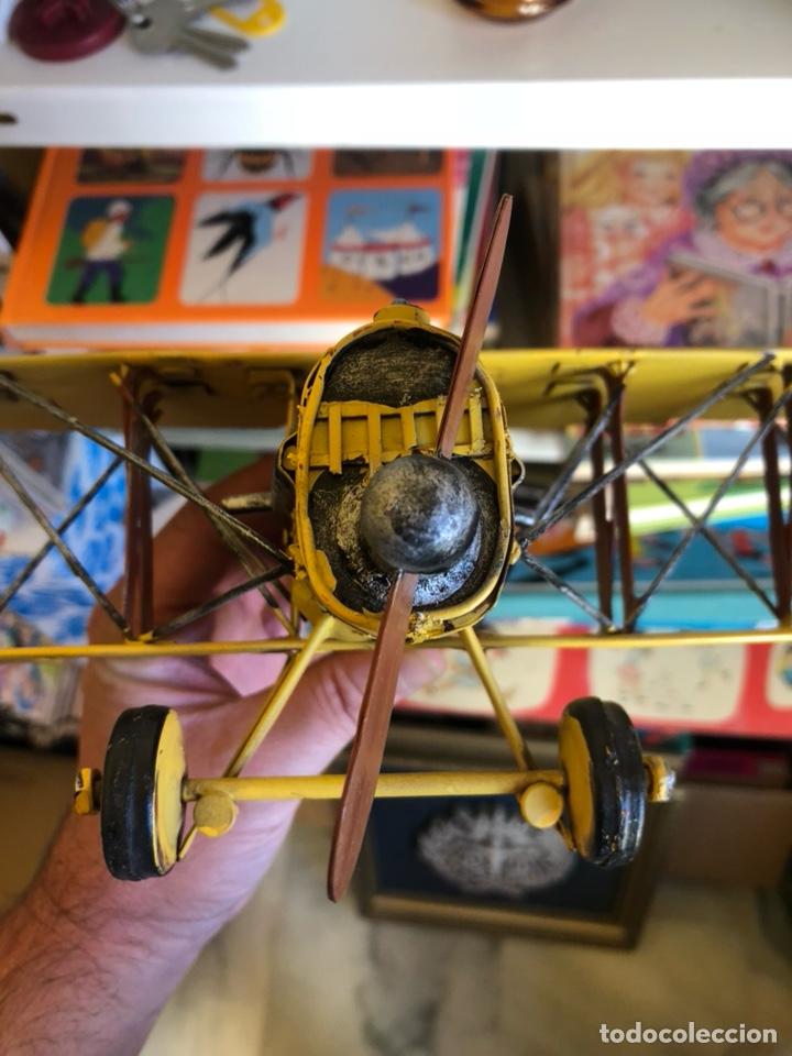 Modelos a escala: Lote de 6 aviones de juguete, distintos materiales y épocas - Foto 21 - 182759877