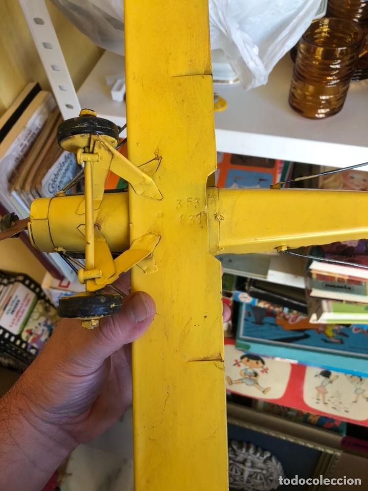 Modelos a escala: Lote de 6 aviones de juguete, distintos materiales y épocas - Foto 22 - 182759877
