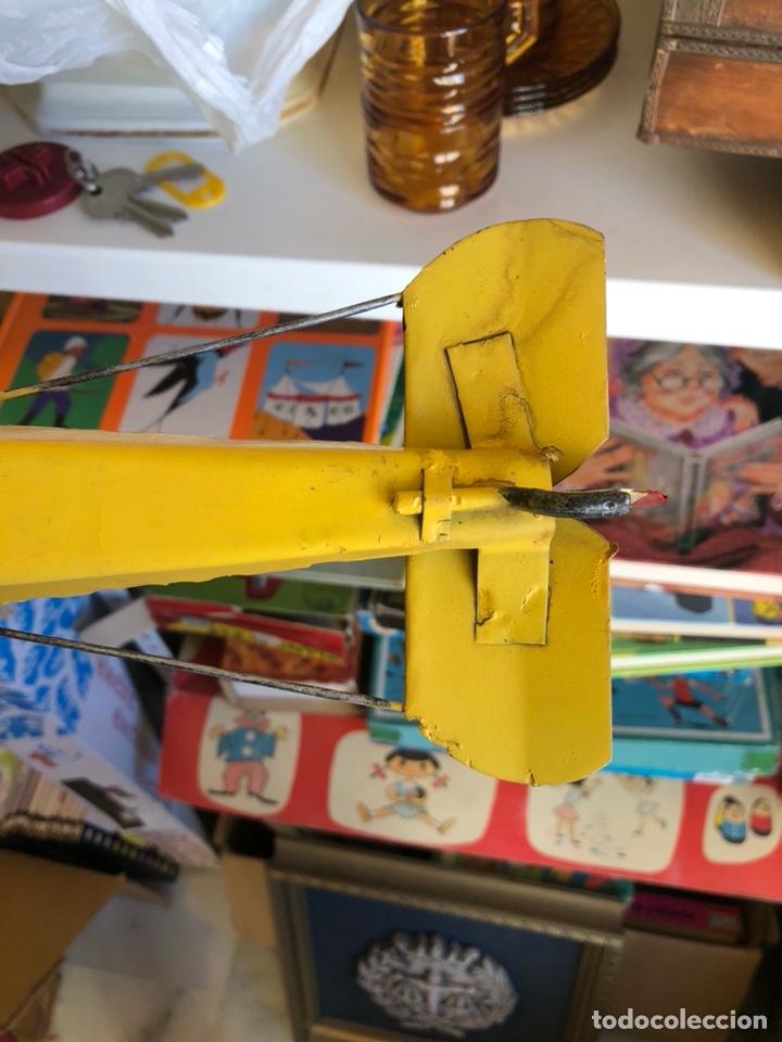 Modelos a escala: Lote de 6 aviones de juguete, distintos materiales y épocas - Foto 23 - 182759877
