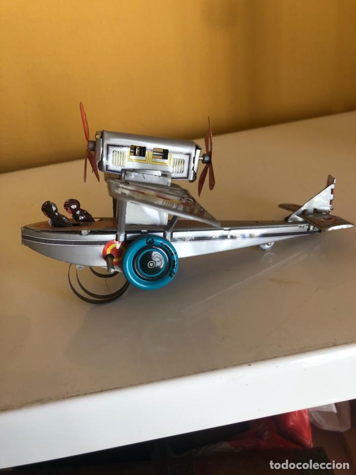Modelos a escala: Lote de 6 aviones de juguete, distintos materiales y épocas - Foto 24 - 182759877