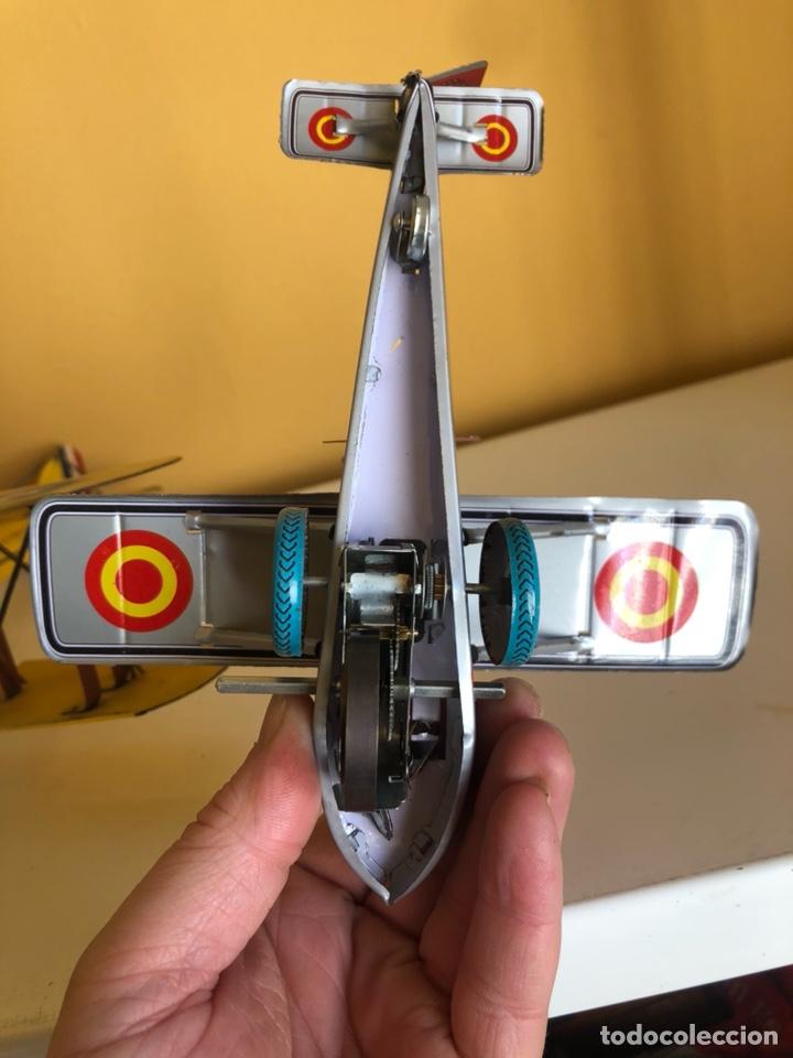 Modelos a escala: Lote de 6 aviones de juguete, distintos materiales y épocas - Foto 25 - 182759877