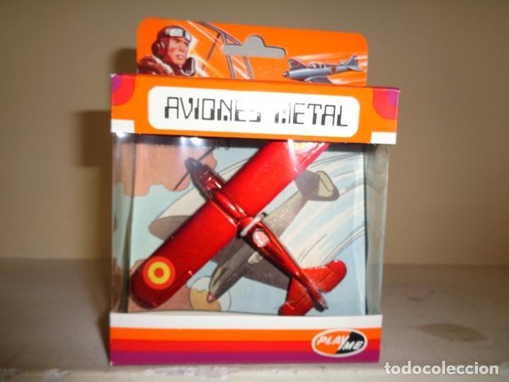 AVION FIAT CR-3. CHIRRI.PLAYME.REF- 122 (Juguetes - Modelos a escala)