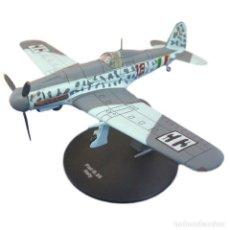 Modelos a escala: FIAT G55 ITALY WWII 1:72 AVION DIECAST ALTAYA. Lote 183441493