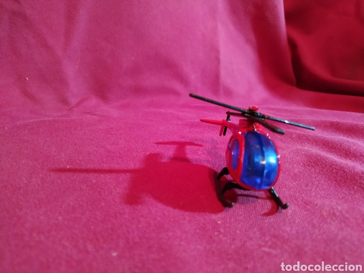 Modelos a escala: Helicóptero de juguete - Foto 2 - 184318282