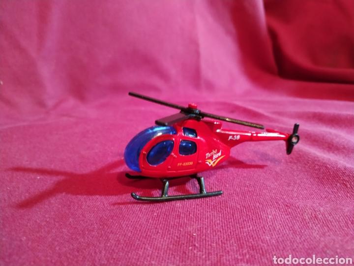 Modelos a escala: Helicóptero de juguete - Foto 3 - 184318282