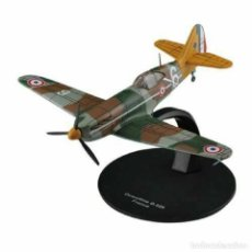 Modelos a escala: DEWOITINE D520 FRANCE ** WWII 1:72 AVION DIECAST ALTAYA. Lote 184321193