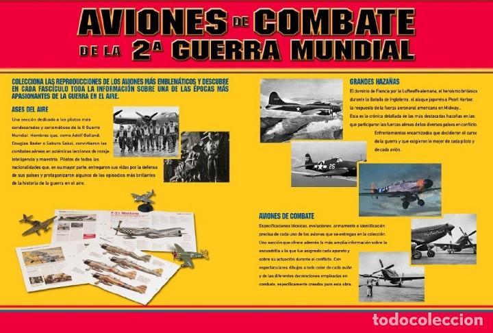 Modelos a escala: Brewster B-239 Buffalo USA WWII 1:72 Avion diecast Altaya - Foto 2 - 184321210