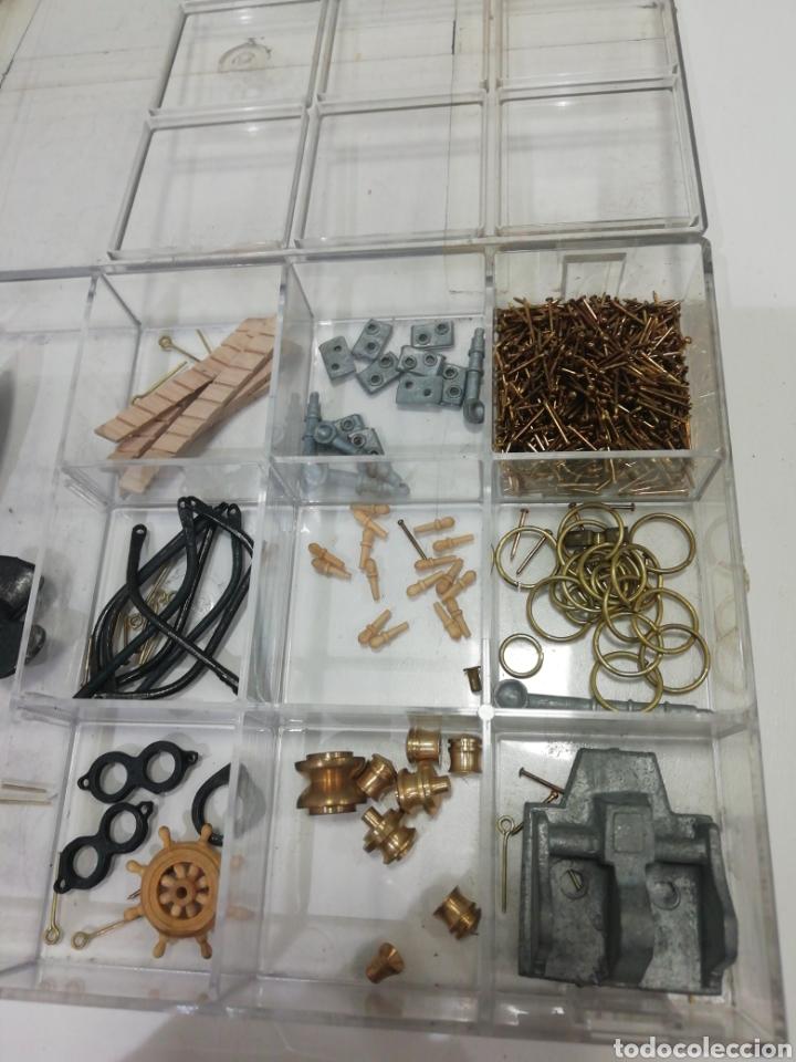 Modelos a escala: Piezas maqueta Juan Sebastián Elcano - Foto 3 - 184393703
