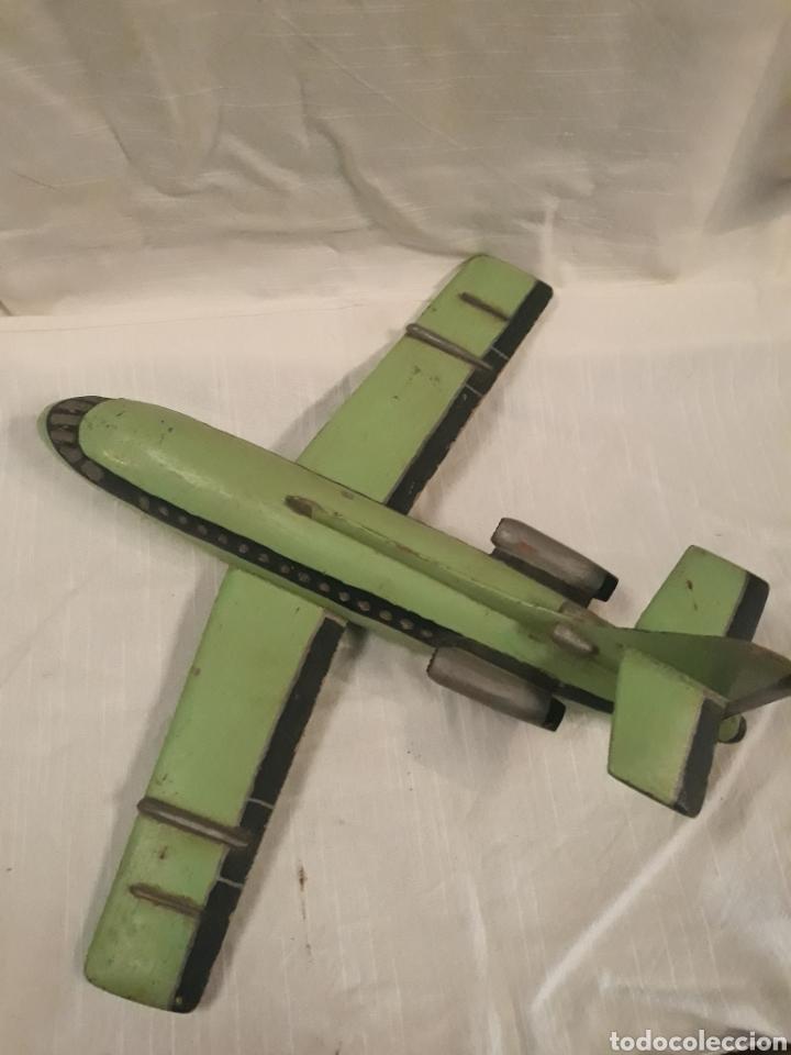 Modelos a escala: Avión juguete madera - Foto 6 - 184638371