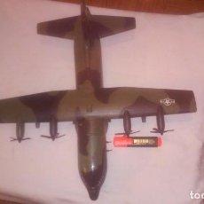 Modelos a escala: AVION HÉRCULES T-10 / C-130 IDEAL PARA DIORAMA O COLECCIONISMO (AÑO 1998). Lote 184866763