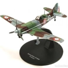 Modelos a escala: DEWOITINE D520 FRANCE * WWII 1:72 AVION DIECAST ALTAYA. Lote 186456716