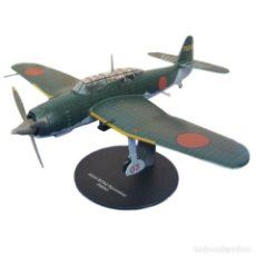 Modelos a escala: AICHI B7A2 RYUSEKAI JAPAN WWII 1:72 AVION DIECAST ALTAYA. Lote 186456723