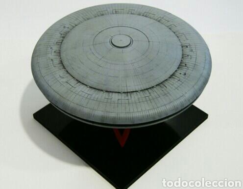 Modelos a escala: V. LOS VISITANTES. Nave nodriza. - Foto 3 - 186458770