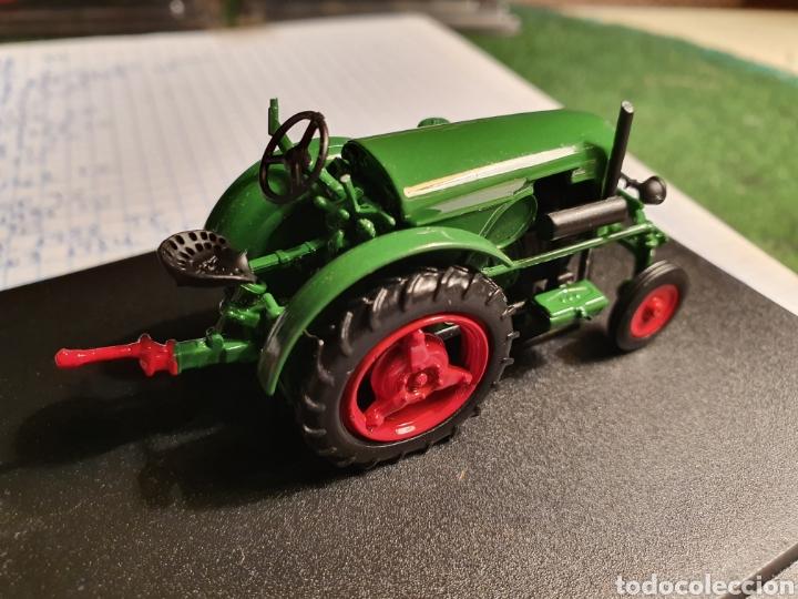 Modelos a escala: Tractor Simar T100A de 1958. - Foto 2 - 187096337