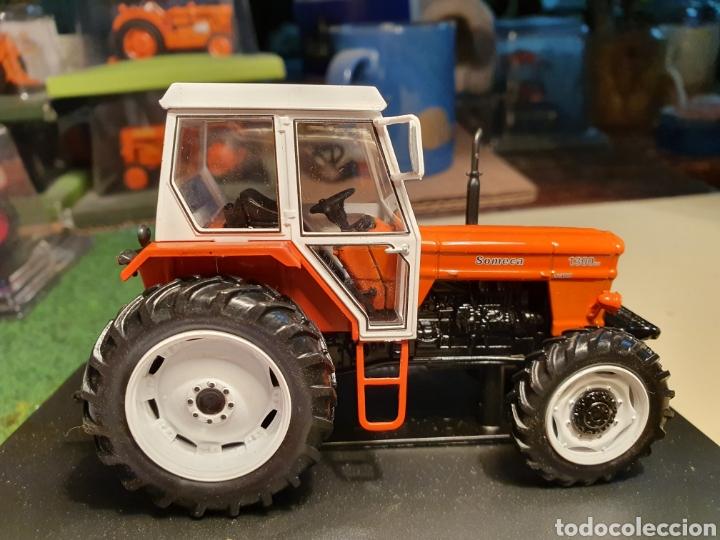 Modelos a escala: Tractor Someca 1300 DT Súper de 1978. - Foto 2 - 187387742