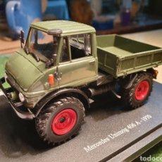 Modelos a escala: MERCEDES UNIMOG 406 A DE 1970.. Lote 187388650